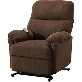 Chocolate Balmore Power Lift Recliner thumb