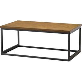 Metal/Wood Bowen Coktail Table thumb