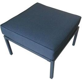 Parkside Ottoman, with Cushion thumb