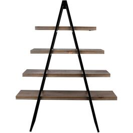 "74"" 4 Tier Berkley Ladder Shelf thumb"