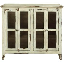 4 Door Antique Vanilla Console thumb