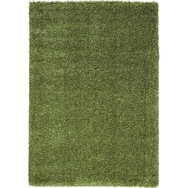 8' x 11' Opus Green Shag Area Rug thumb