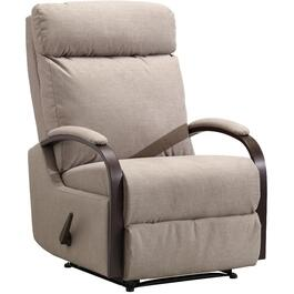 Smoke Kinetix Space Saver Recliner thumb