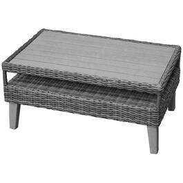 "40"" x 24"" Seville Rectangular Slat Coffee Table thumb"