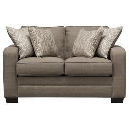 Pewter Seguin Loveseat thumb