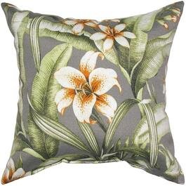 "16"" Square Plantation Throw Pillow thumb"