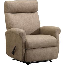 Rattan Codie Space Saver Motion Recliner thumb
