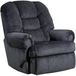 Gladiator Charcoal Rocker Recliner thumb