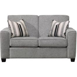 Grey Rico Loveseat thumb