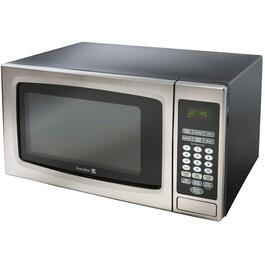 1000 Watt 1.1 Cu.Ft. Stainless Steel Countertop Microwave Oven thumb