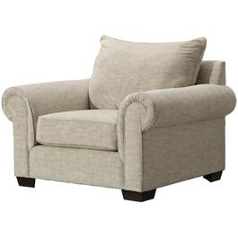 Galvin Linen Quarter Chair thumb