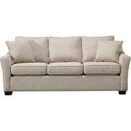 Aiden Platinum Zeal Sofa thumb