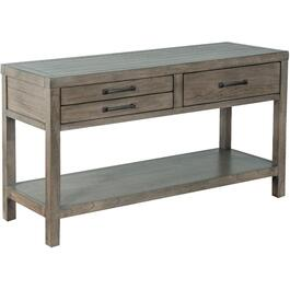 Cadet Grey Glasgow Rectangular Sofa Table thumb