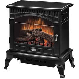 120 Volt Gloss Black Electric Stove thumb