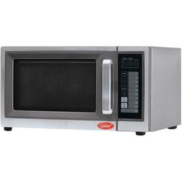 1000 Watt 1.0 Cu.Ft. Stainless Steel Commercial Grade Countertop Microwave Oven thumb