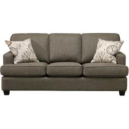 Grande Pewter Sofa thumb
