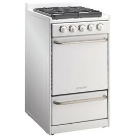 "20"" White Off-Grid Propane Range thumb"