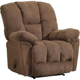 Mocha Lucas Space Saver Recliner thumb