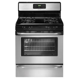 "30"" Stainless Steel Self Cleaning Gas Range thumb"