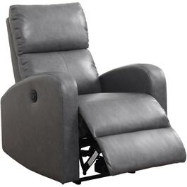 Charcoal Power Recliner thumb