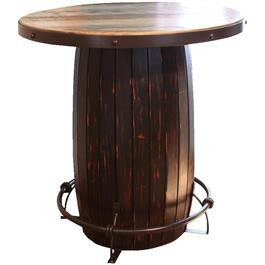 Barrel Bistro Bar Table thumb