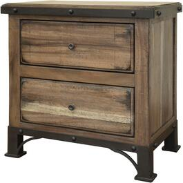 2 Drawer Durango Night Table thumb