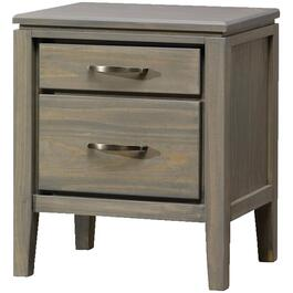 2 Drawer Sand Robina Night Table thumb