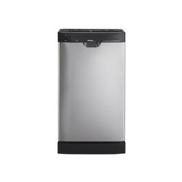 "18"" Black/Stainless Steel Built-In Dishwasher thumb"