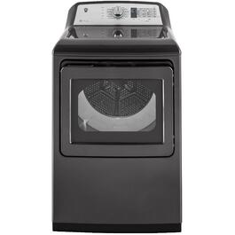 7.4 cu. ft. Diamond Grey Front Load Electric Dryer thumb