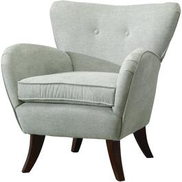 Teal Elnora Accent Chair thumb