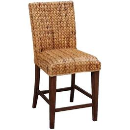 "24"" Banana Leaf Native Living Bar Stool thumb"