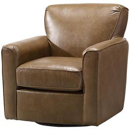 Harrison Taupe Accent Swivel Rocker thumb