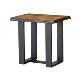 Alden Live Edge Rectangular End Table thumb