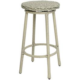 Bonaire Wicker Swivel Bar Height Stool thumb