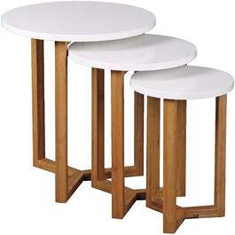 3 Piece Dixie Nesting Tables thumb