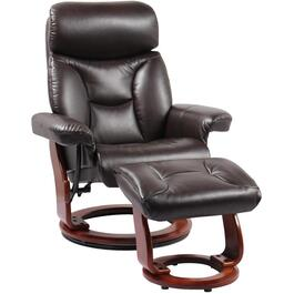 Java Emmie II Recliner, with Ottoman thumb
