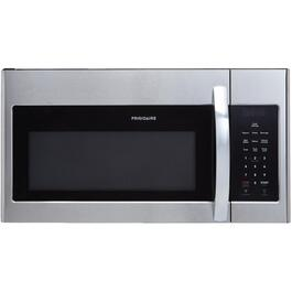 1000 Watt 1.6Cu.Ft. Stainless Steel Over-The-Range Microwave Oven thumb