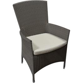 Tofino Wicker Dining Chair thumb