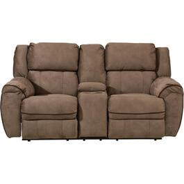 Osborn Tan Double Recliner Loveseat thumb