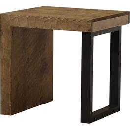Nuvo Classic Stain Rectangular Chairside Table thumb
