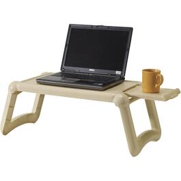 Beige Portable Laptop/Meal Tray thumb