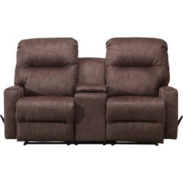 Kenley Earth Space Saver Reclining Loveseat thumb