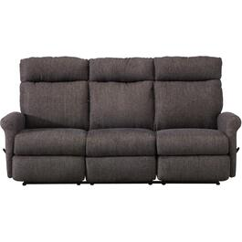 Slate Codie Space Saver Recliner Sofa thumb