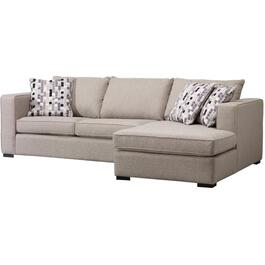 2 Piece Sand Force Sectional thumb