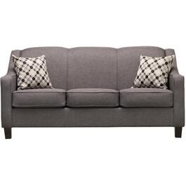 Hayden Grey Sofa thumb