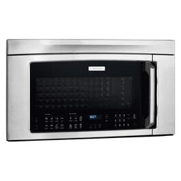 1000 Watt 1.8Cu.Ft. Stainless Steel Over-The-Range Microwave Oven thumb