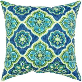 "16"" Square Adonis Capri Throw Pillow thumb"