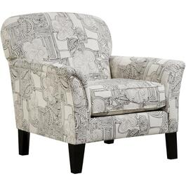Cultivation Linen Accent Chair thumb