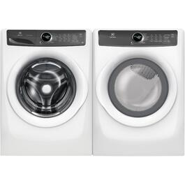 5.0 cu. ft. White Front Load Washer thumb