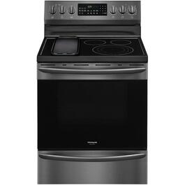 "30"" Titanium Smooth Top Electric Range thumb"